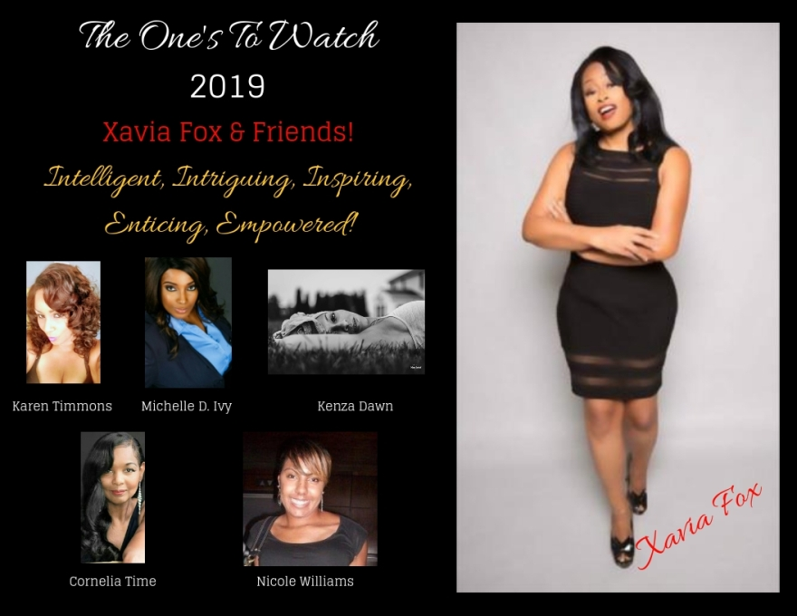 2019 with Xavia Fox & Friends!